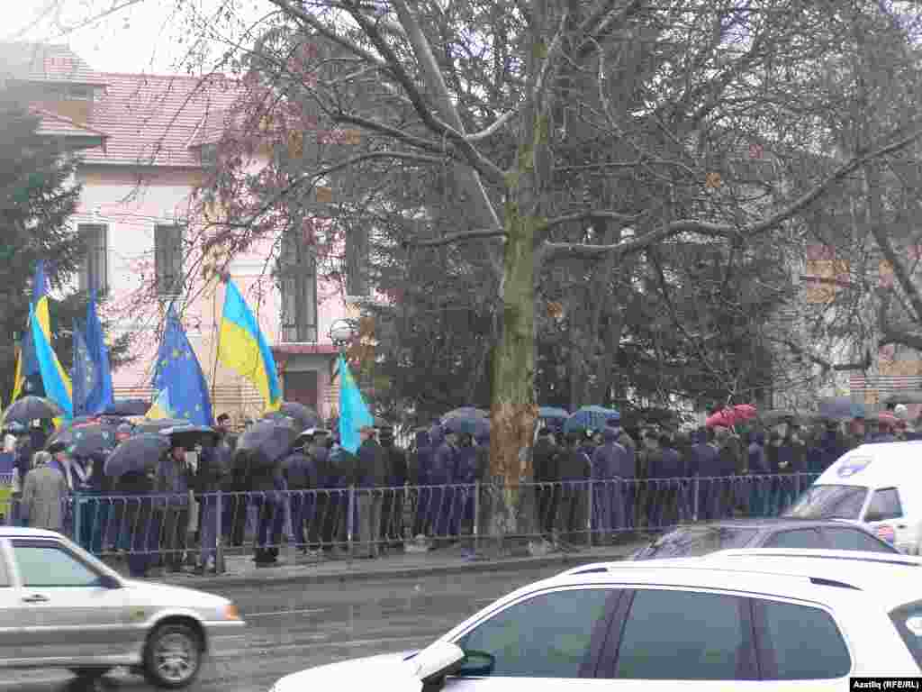 Кырымтатарлар митингка җыела