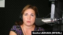 ლია მუხაშავრია, საზოგადოებრივი საკონსტიტუციო კომისიის წევრი