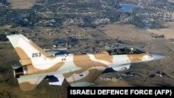 Самолет Армии обороны Израиля (архивное фото).
