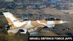 Самолет Армии обороны Израиля. Архивное фото