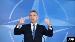 Генеральний секретар НАТО Єнс Столтенберґ заявив, що нова адміністрація США хоче діалогу з Росією, але з позиції сили
