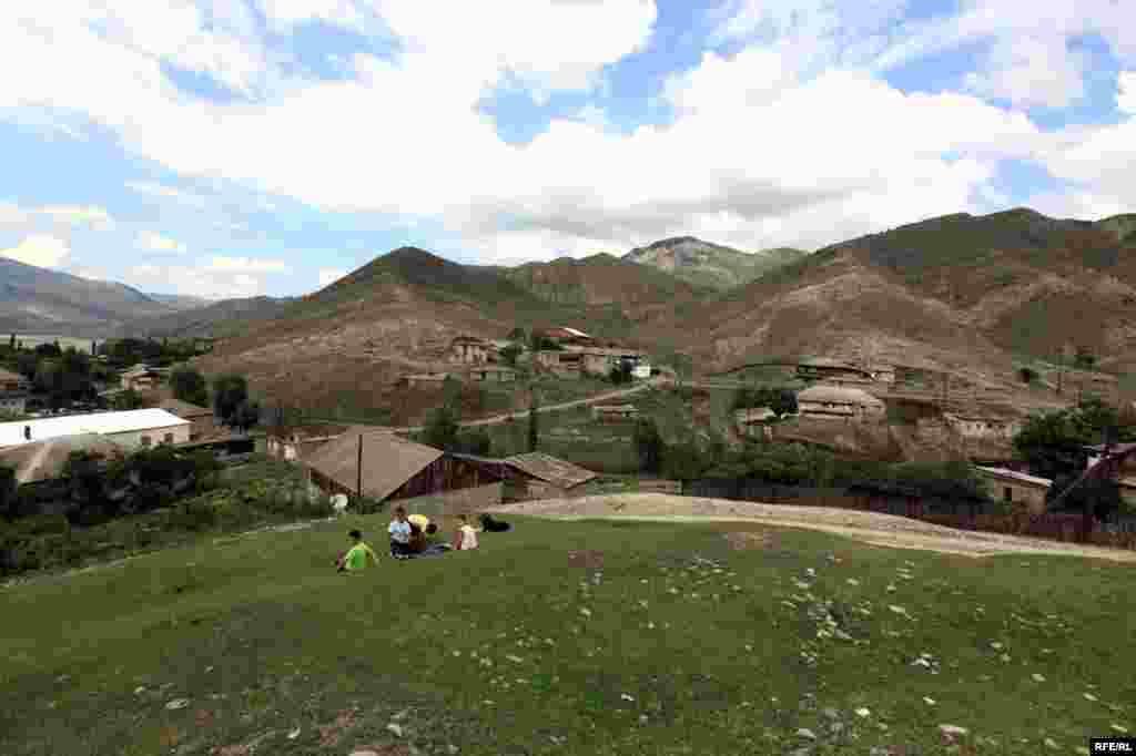 Qubanın Qonaqkənd kəndi #3