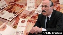 Эксперт: Нет никакого смысла в кадровых заменах, кроме того, что идет коммерческая деятельность. | На фото: глава Дагестана Рамазан Абдулатипов