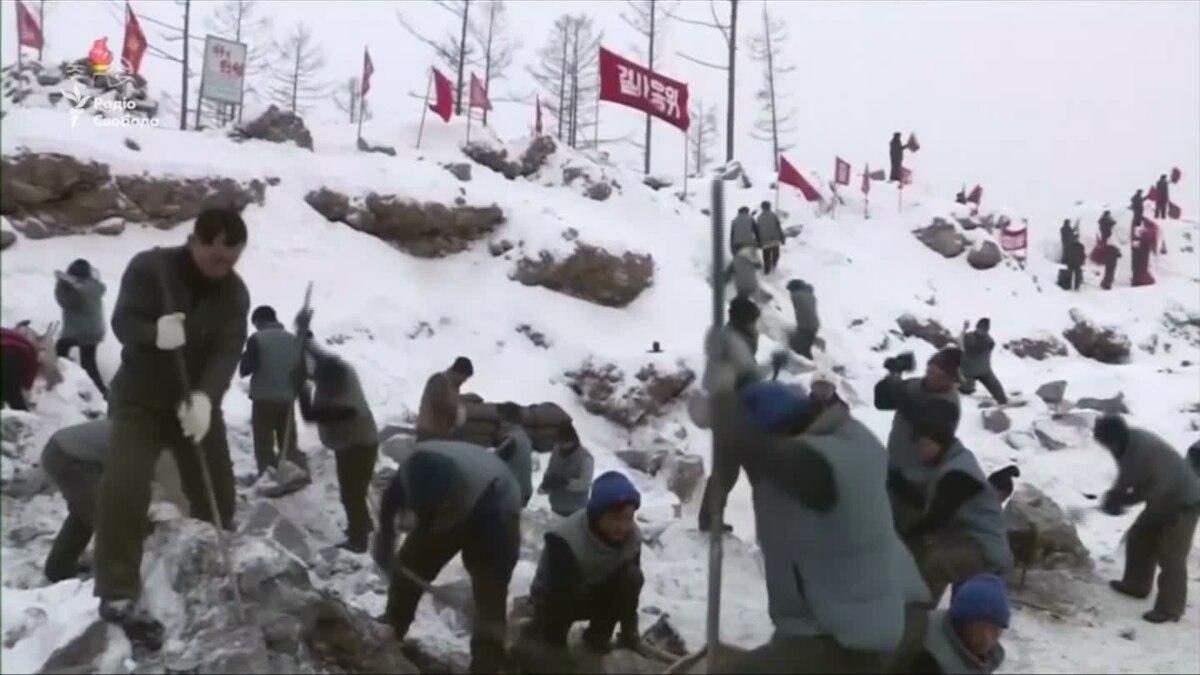 Жители КНДР все меньше хотят строить «социалистическую утопию» – видео