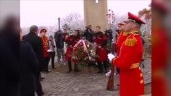 """Gürcüstan """"Sovet İşğalı Günü"""" qeyd edir"""