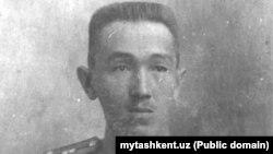 Сулайман Күчүков (11.07.1889 – 02.11.1931) Биринчи дүйнөлүк согуш маалында, 1915-жыл.