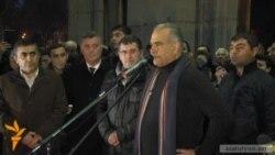 Րաֆֆի Հովհաննիսյանը շարունակելու է հանրահավաքային պայքարը