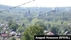 Прокопьевск, район улицы Татарской