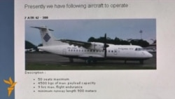 В Индонезии обнаружены обломки потерпевшего крушение самолета