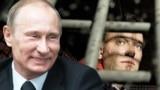 Акси Владимир Путин ва Алексей Навалний, коллаж