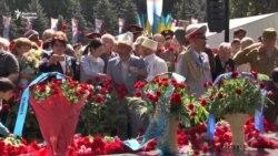 Алматыдағы Жеңіс мерекесі