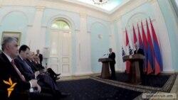 ԵԱՀԿ գործող նախագահ. Նախագահների նոր հանդիպումը պետք է դառնա նոր փուլի մեկնակետ