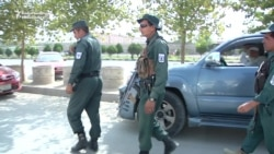 Police Collect Evidence Following Attack On American University In Kabul