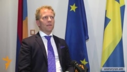 Swedish Diplomat on EU-Armenia Relations ahead of Riga Summit