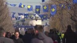 Parada Kosovskih bezbednosnih snaga na 11. godišnjicu nezavisnosti