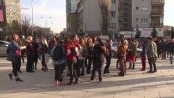 Nxënësit kërkojnë drejtësi për mësuesit turq