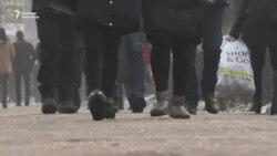 Жылгаякка айланган Бишкектин көчөлөрү