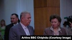 31 марта 2008 года Зинаида Гречаная сменила Василия Тарлева во главе правительства