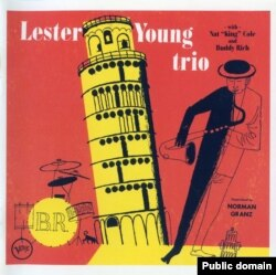 Обложка альбома Трио Лестера Янга, 1951