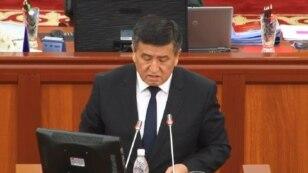 New Kyrgyz Prime Minister Sooronbai Jeenbekov
