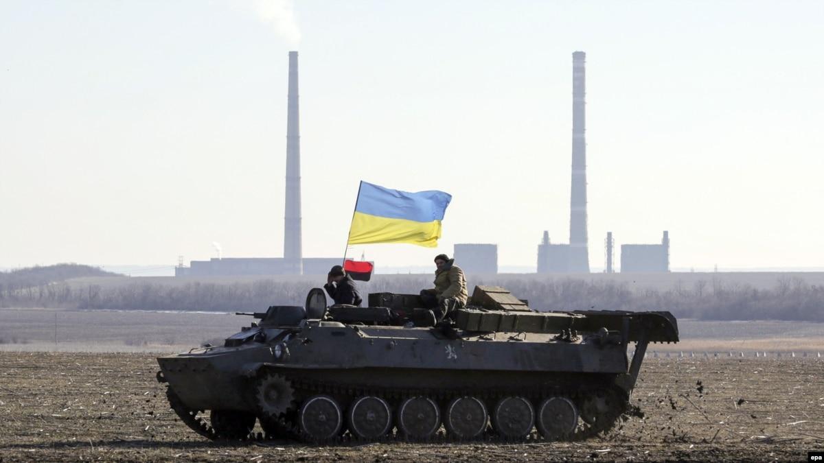 В Генштабе ВСУ действия боевиков на Донбассе 18 февраля связывают с 5-й годовщиной боев за Дебальцево