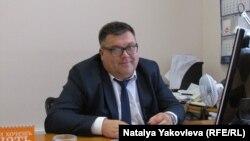 Станислав Сумароков, руководитель ГУИП Омской области