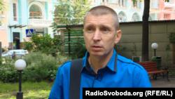 Олег Котенко, волонтер