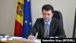 Vice-premierul Victor Osipov