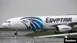 EgyptAir учоқларидан бири.