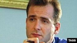 Murdered Ukrainian journalist Heorhiy Gongadze