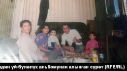 Покойные Тахиржан и Ильхомжон.