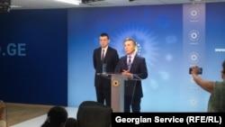 3 сентября 2019 года Бидзина Иванишвили представил Георгия Гахария на пост премьер-министра