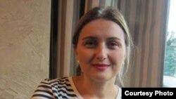 Грузинский гражданский активист Тамара Меаракишвили.