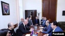 Լուսանկարը՝ «Լուսավոր Հայաստան» կուսակցության ֆեյսբուքյան էջից
