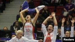 В четвертьфинале чемпионата мира 2010 года Белоруссия победила Россию