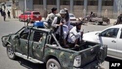 Թալիբները ներխուժեցին Քանդահար, 13 օգոստոսի, 2021թ.