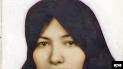 سکینه محمدی آشتیانی