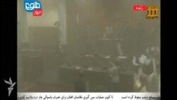 Talibançılar parlamentə hücum edib
