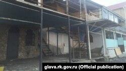 Проверка незаконных объектов в Алуштинском районе
