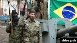 """Лусварги в рядах сил """"ДНР"""""""