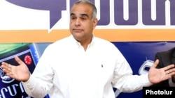 «Ժառանգության» առաջնորդ Րաֆֆի Հովհաննիսյան