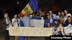 Migranți moldoveni la Roma.