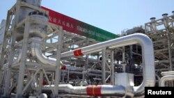 Türkmenistan: Nebit-gaz we suw hojalyk pudaklarynda iş orunlary kemeldilýär