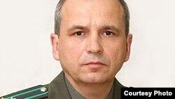 Аляксандар Баечка, старшыня Дзяржаўнага памежнага камітэту