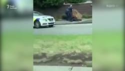 Відео затримання підозрюваного у стрілянині в Новій Зеландії та свідчення очевидця