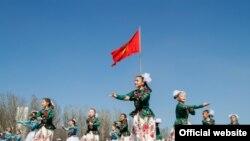 Бишкектеги Нооруз майрамы. 2015-жыл