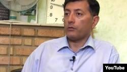 Azerbaijan -- oil expert Ilham Shaban, 2014