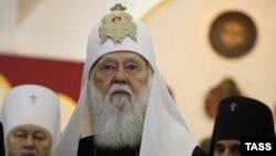 Патриарх Украины Филарет.