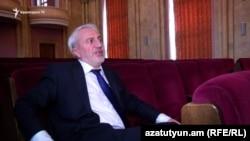 Арам Манукян