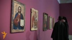 Відкриття виставки «Велике і величне» в Мистецькому арсеналі